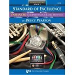 Standard of Excellence Enhanced Book 2 - Baritone BC
