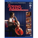 String Basics Book 2 - Cello