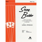 String Builder Book 2 - Violin