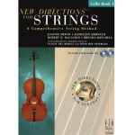 New Directions for Strings Book 1 - Cello