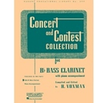Concert and Contest Collection, Bass Clarinet