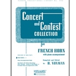 Concert and Contest Collection, French Horn