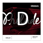 Prelude Cello Single D String