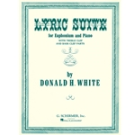 Lyric Suite for Euphonium (White)