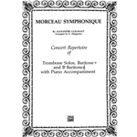 Morceau Symphonique for Trombone (Guilmont)