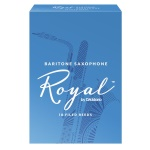 Royal Baritone Saxophone Reeds, Box of 10