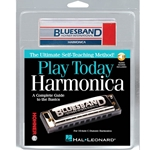 Harmonica Kit: Blues Band Harmonica and Booklet