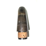 George M. Bundy Bb Clarinet Mouthpiece 3, Vintage