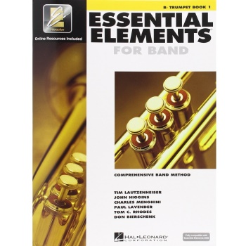 Essential Elements for Band Book 1 - Bb Trumpet