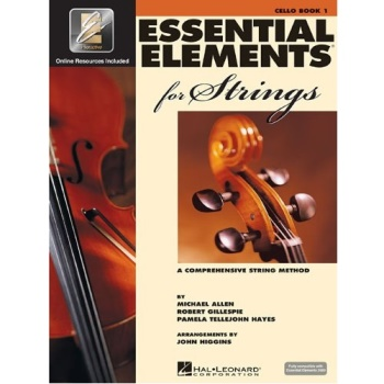 Essential Elements for Strings Book 1 - Cello
