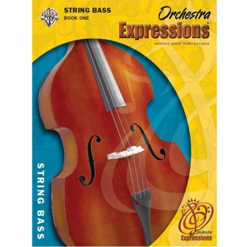 Orchestra Expressions Book 1 - String Bass