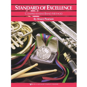 Standard of Excellence Book 1 - Timpani/Auxiliary Percussion