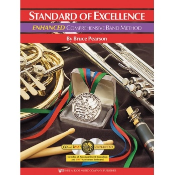 Standard of Excellence Enhanced Book 1 - Trumpet