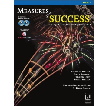 Measures of Success Book 1 - Baritone BC