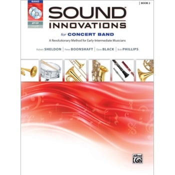 Sound Innovations for Concert Band Book 2 - Horn in F