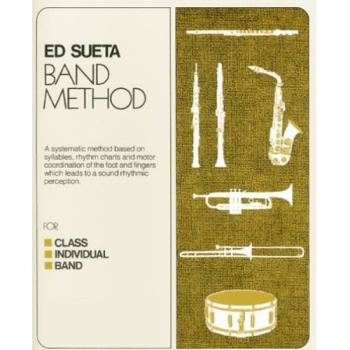 Ed Sueta Band Method Book 1 - Drums