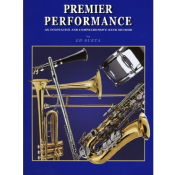 Ed Sueta Premier Performance Book 1 - Drums