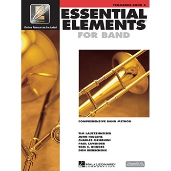 Essential Elements for Band Book 2 - Trombone