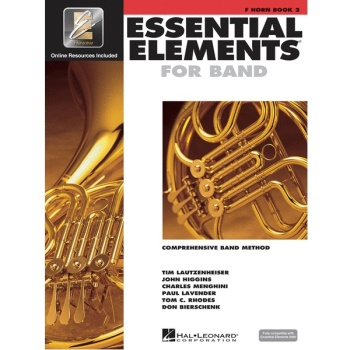 Essential Elements for Band Book 2 - F Horn