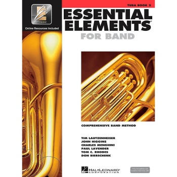 Essential Elements for Band Book 2 - Tuba