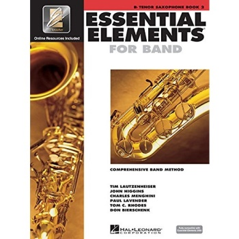 Essential Elements for Band Book 2 - Tenor Saxophone