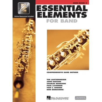 Essential Elements for Band Book 2 - Oboe
