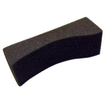 Sponge Shoulder Rest 1/16 - 1/8 Violin