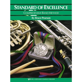 Standard of Excellence Book 3 - Timpani/Auxiliary Percussion