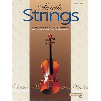 Strictly Strings Book 2 - Violin
