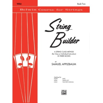 String Builder Book 2 - Viola