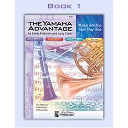 Yamaha Advantage Book 1 - Baritone TC