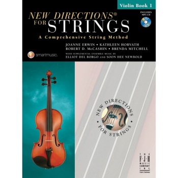 New Directions for Strings Book 1 - Violin