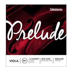 Prelude by D'Addario Viola String Set (Various Sizes)